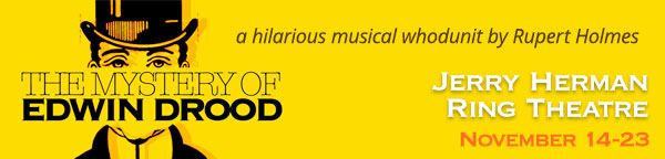 The Mystery Of Edwin Drood at the Ring Theatre