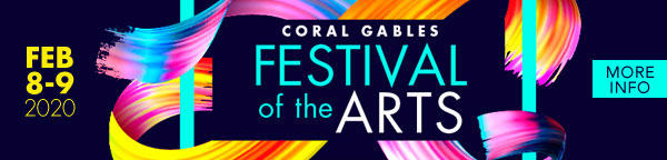Coral Gables Festival Of The Arts