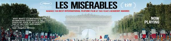 Les Misérables at Coral Gables Art Cinema