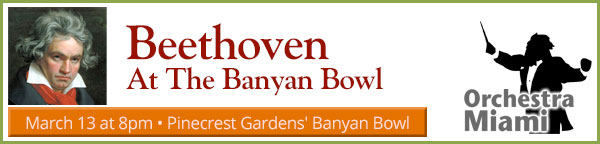 Beethoven in the Banyan Bowl