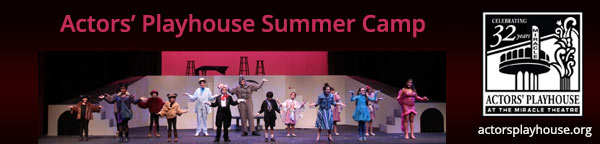 Actors' Playhouse Summer Camp