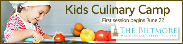 Kids Culinary Camp At The Biltmore